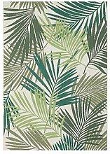 Botanical Flatweave Rug