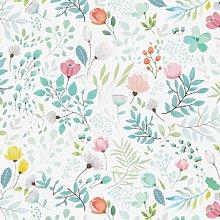 Botanical Floral Variance - Wallpaper Sample