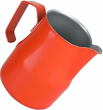 BOTEGRA Milk Pitcher, Frothing Cup Comfortable for