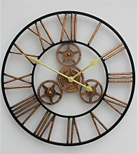 Botello 58cm Wall Clock Williston Forge