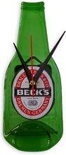 BottleClocks Becks Clock