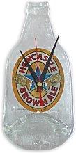 BottleClocks Newcastle Brown Clock