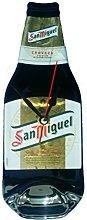 BottleClocks San Miguel Clock