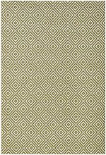 bougari Indoor and Outdoor Rug Checked Green 140 x