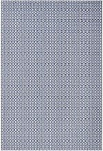 bougari Indoor and Outdoor Rug Coin Blue 140 x 200