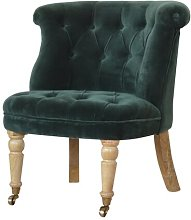 Bourneville Tub Chair ClassicLiving Upholstery