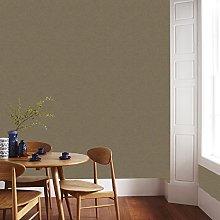 Boutique Chocolate / Rose Gold Confetti Wallpaper