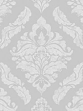 Boutique Damaris Silver Wallpaper