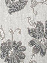 Boutique Juliet Smokey Quartz Wallpaper