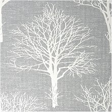 Boutique Landscape Dove Grey Wallpaper