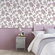 Boutique Pink Countess Wallpaper