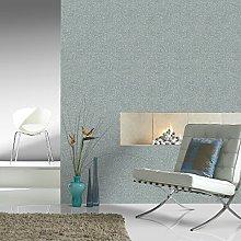 Boutique Teal/Pale Gold Confetti Wallpaper