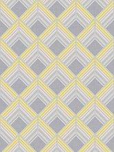 Boutique Trifina Geo Yellow Wallpaper