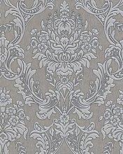 Boutique Wallpaper, fleece, Grey