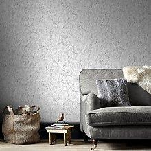 Boutique White Marble Wallpaper
