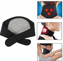 BovoYa Heat Therapy Pad Belt Neck Guard Magnetic