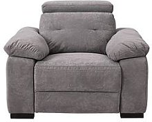 Bowen Fabric Power Recliner Armchair