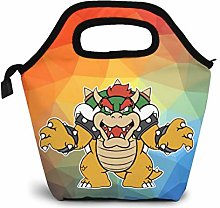 Bowser Coming for You Lunch Bag for Adults and