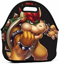Bowser Insulated Lunch Bag Tote Picnic Box Cooler
