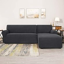 Box Cushion Chaise Lounge Slipcover Mercury Row