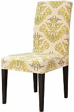 Box Cushion Dining Chair Slipcover Rosalind Wheeler