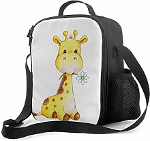 Box Lunch Cool Giraffe Baby Kids Animal Womens
