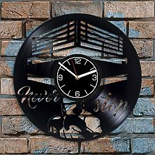 Boxing 12 inch Clock Home Decoration Boxing Vinyl