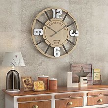 BOYH Large Wall Clock For Living Room Decorative