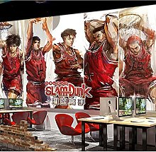 Boyijj Wallpaper Murals Anime Slam Dunk Background