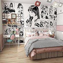 Boyijj Wallpaper Murals Cartoon Anime Asuka