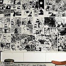 Boyijj Wallpaper Murals Cartoon Anime Curse Back