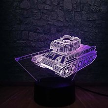 Boys Christmas Gifts Bike Lights 3D Lamp Novelty