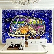 Boys Wallpaper for Bedroom teenagerDNHFUI Purple,