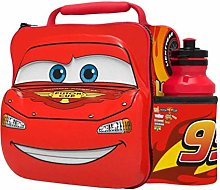 Boyz Toys Disney Pixar Cars 3D Thermal Lunch Bag