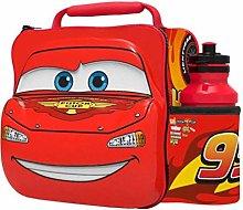 Boyz Toys Disney Pixar Cars 3D Thermal Lunch Bag