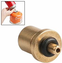 Bozaap Copper Outdoor Camping Stove Gas Refill