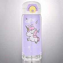 Bpa Free 350ml/500ml The Unicorn Vacuum Flasks
