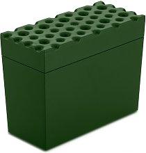 Brød Bread Bin Koziol Colour: Forest green