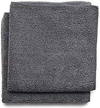 Brabantia 118029 Microfibre Cleaning Cloths (x 2),