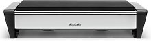 Brabantia 2 Burner Food Warmer - Matt Stainless