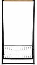 Brabantia Linn Clothes Rack, Large, Steel, Black