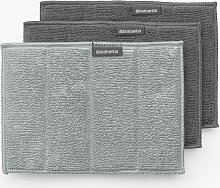 Brabantia Universal Microfibre Cleaning Pads, Pack