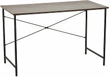 Bradbury Dark Oak Desk - Premier Housewares