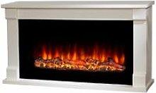 Bradbury Electric Fireplace Fire Heater Heating