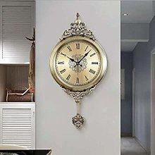 Bradoner 231BB 12 Inch European Wall Clock Living