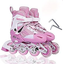 Bradoner Inline Skates, Single-row Adjustable