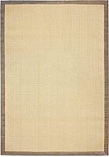 Braided Rug for Indoor and Outdoor 140 cm x 200