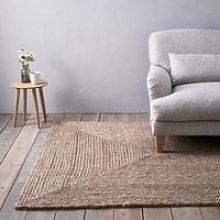 Braided Rug, Natural, Double