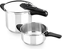 Braisogona Vitesse Stainless Steel Pressure Cooker