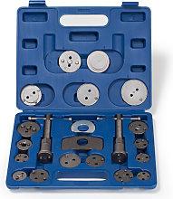 Brake piston tool set 22 PCs. - blue